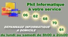 depannage panne informatique Metz Thionville Luxembourg Moselle 57